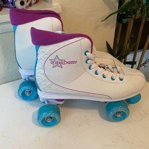 Roller Derby Size 9 Roller Skates